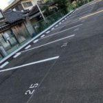 北九州市八幡東区 川淵町 の駐車場
